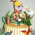 Kue Ulang Tahun Naruto K.034