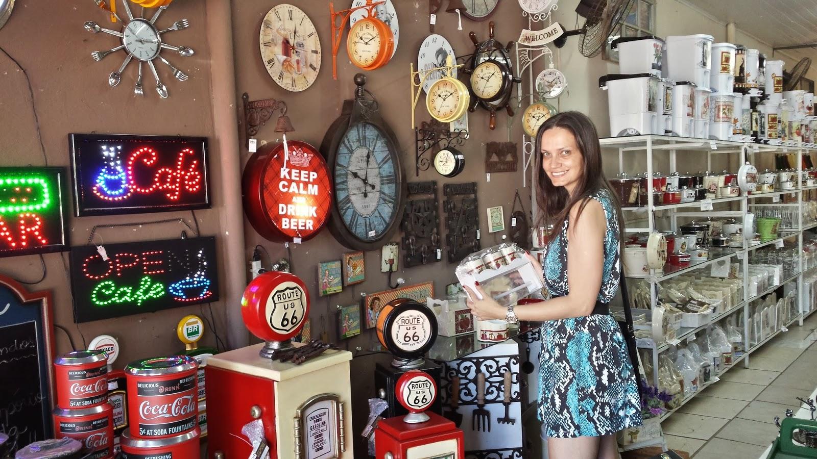 Cidade de São Paulo para comprar produtos de decoração
