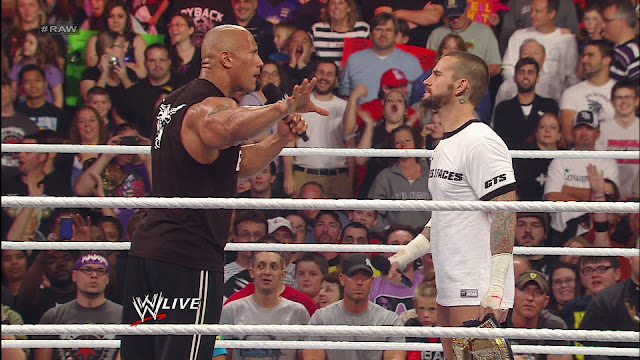 The Run-In 32: Why The Rock vs. CM Punk is Awesome