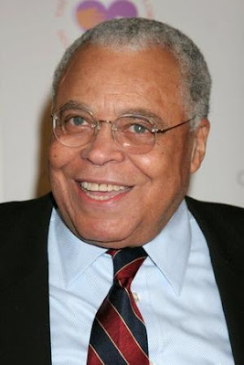 famosos del cine James Earl Jones