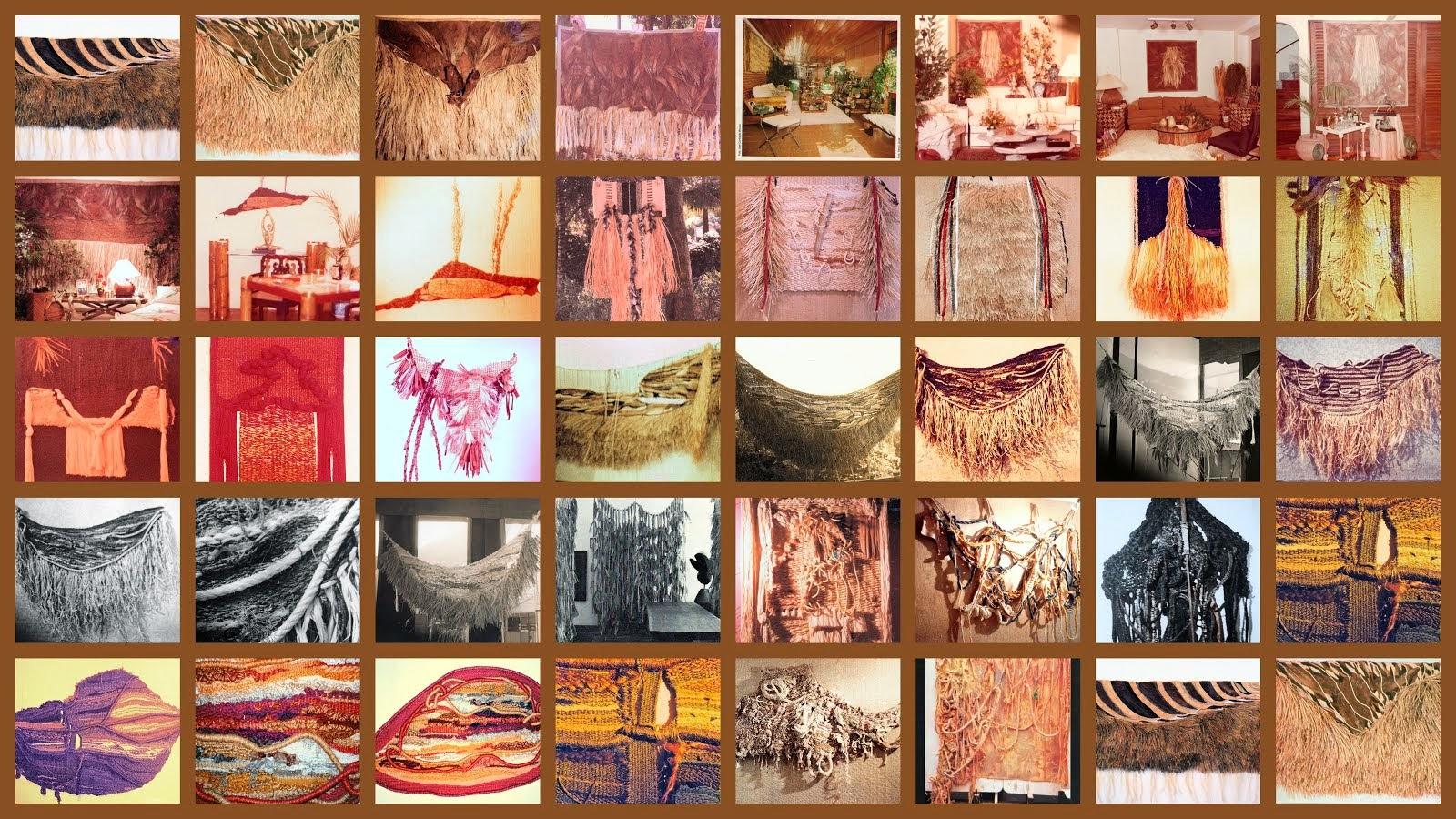 A Arte da Tapeçaria e da Fibra Brasileira: Vivian Silva, 1972-1992.