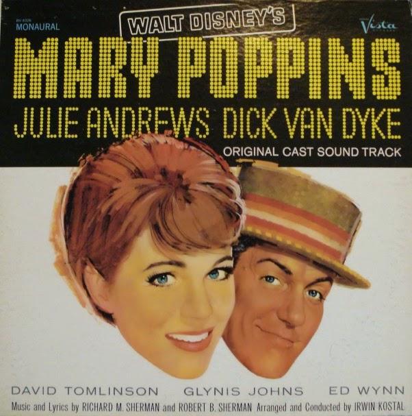 """Supercalifragilisticexpialidocious"" Mary Poppins"