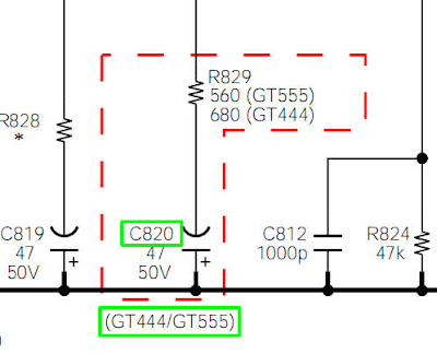 HCD-GT444 y HCD-GT555