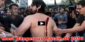 Watch Most Dangerous Matam Of 2016