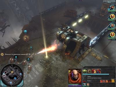 warhammer 2 gold pc screenshot 2 Warhammer 40.000 Dawn of War II Gold Edition PROPHET