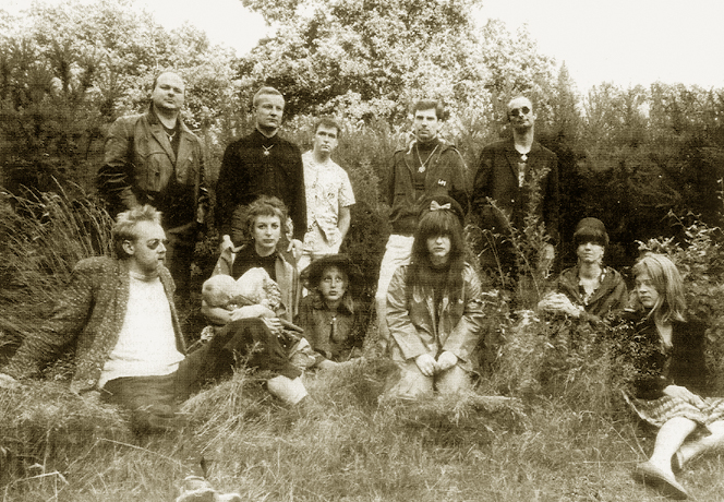 93 Current 93 Dogs Blood Rising