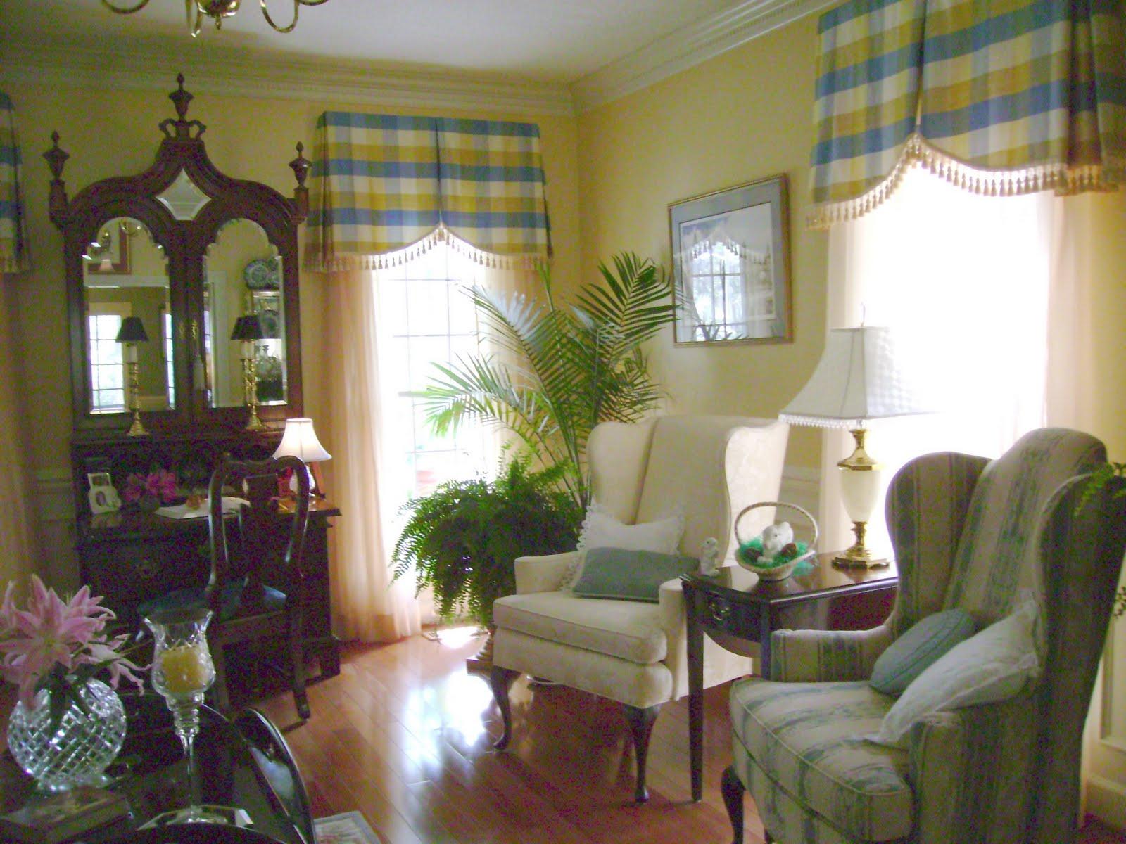 Savannah Granny Living Room Tour