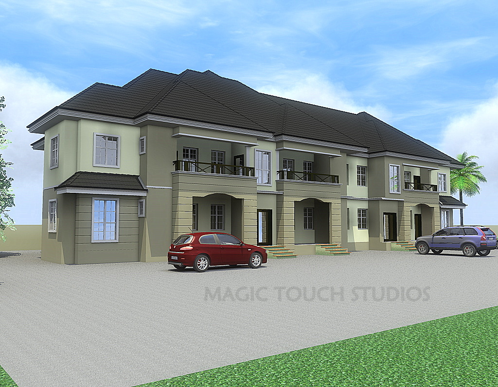 2 Bedroom Twin Plus 3 Bedroom Residential Homes And
