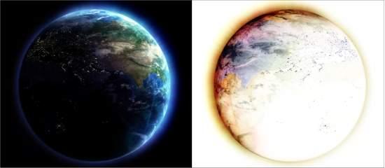 Físicos propõem existência de Universo paralelo