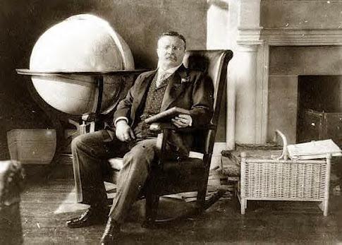 Theodore Roosevelt, 1908