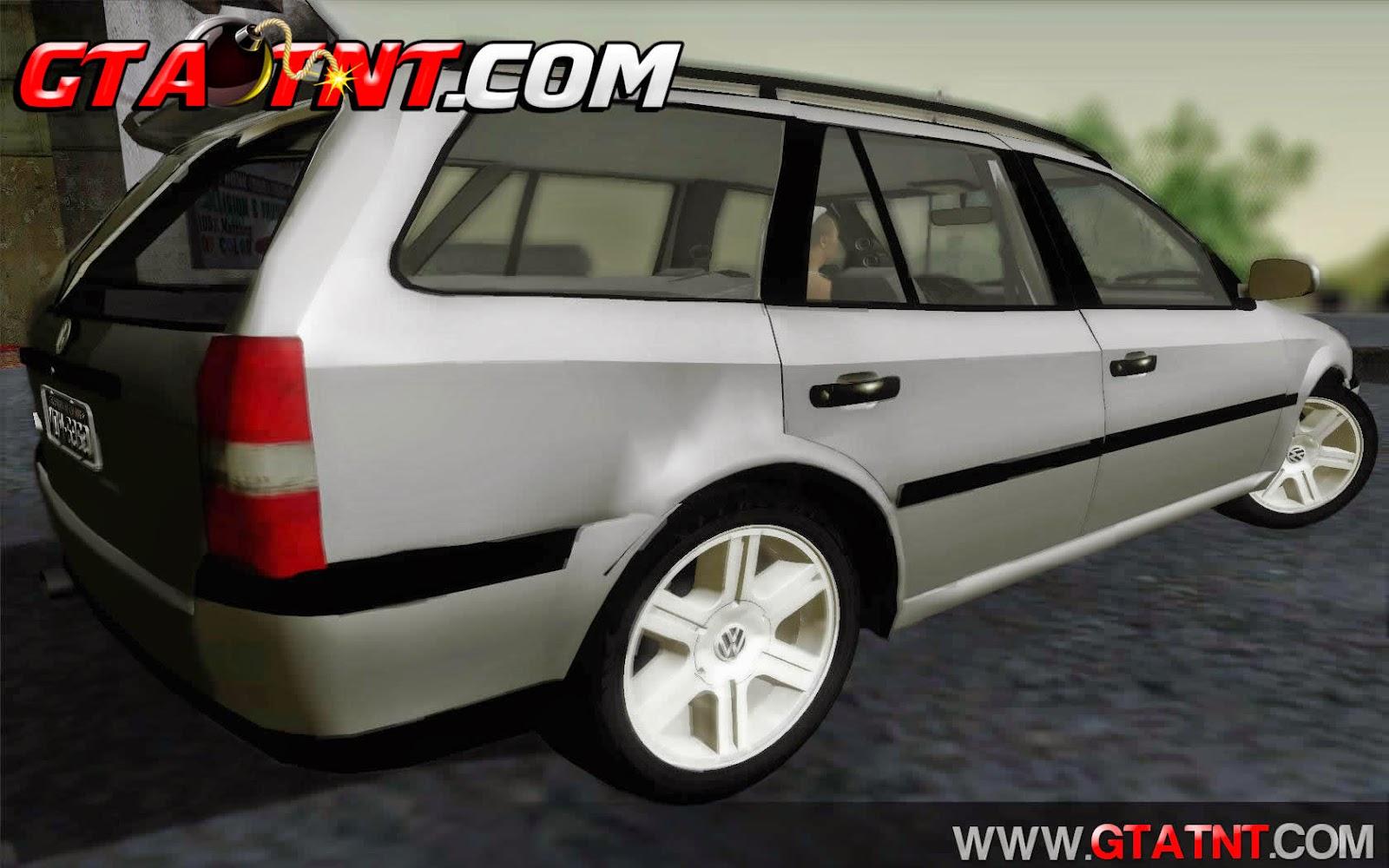 Volkswagen Parati G3 City 2005 para GTA San Andreas