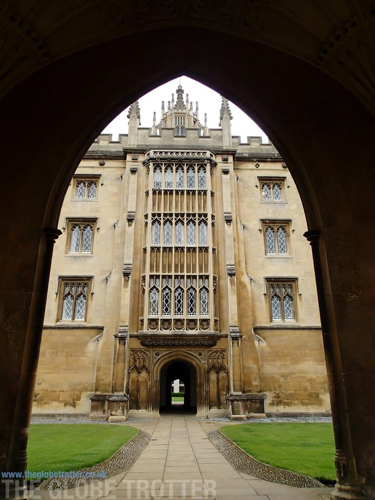 Cambridge College Tour