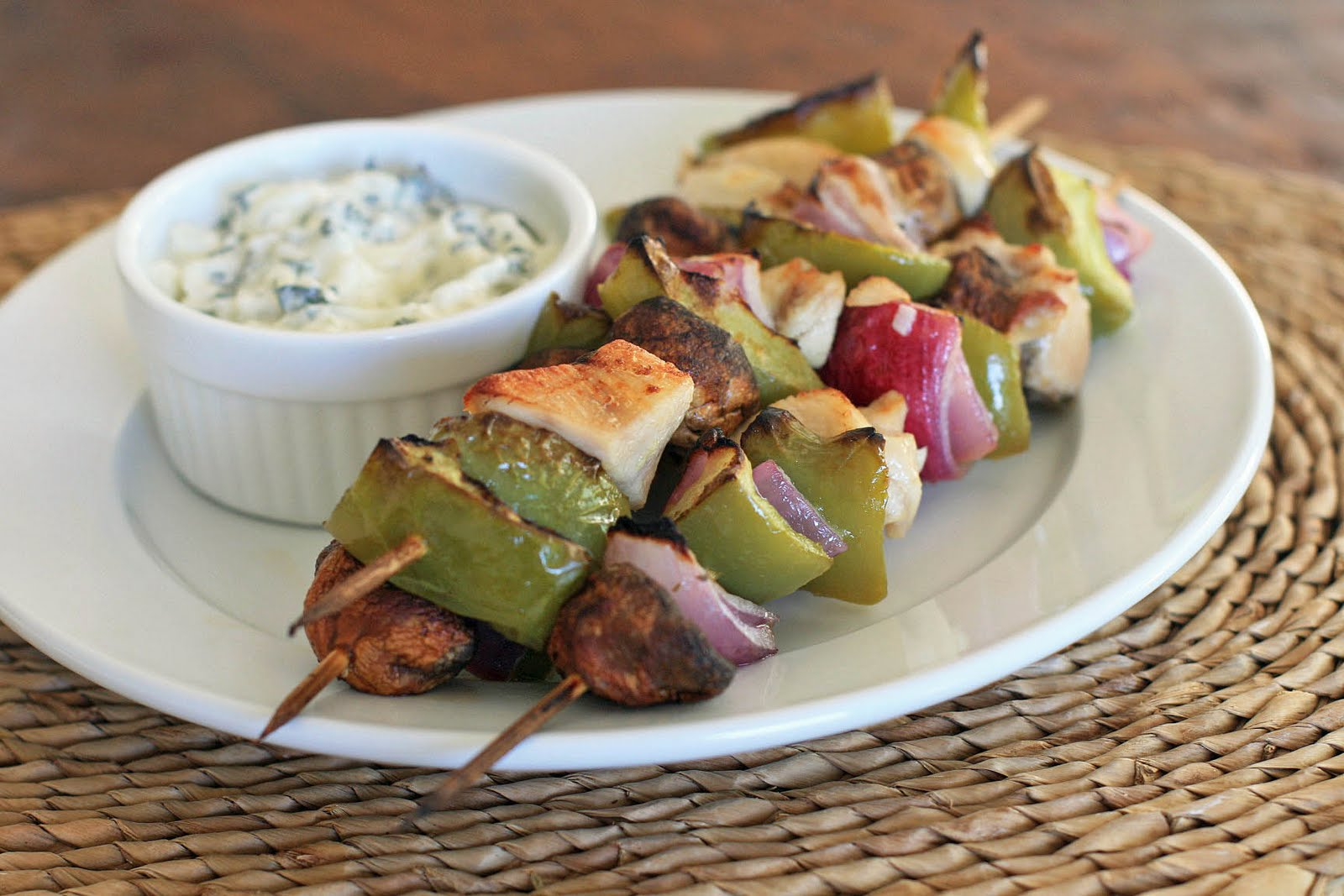 Chicken Souvlaki | Girl Cooks World