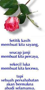 secubit cinta... bawa bahagia...