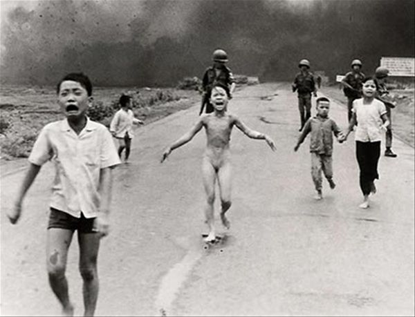 Napalm Accident, 1972