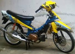 contoh modifikasi fiz r road race
