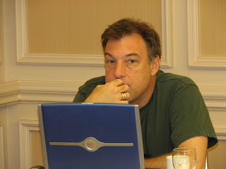 author Hal Bodner