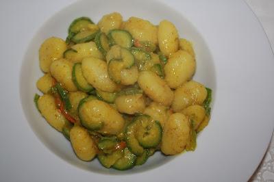 gnocchi zucchine