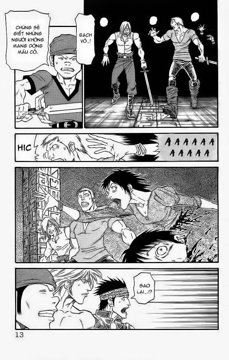 Vua Trên Biển – Coco Full Ahead chap 241 Trang 8 - Mangak.info