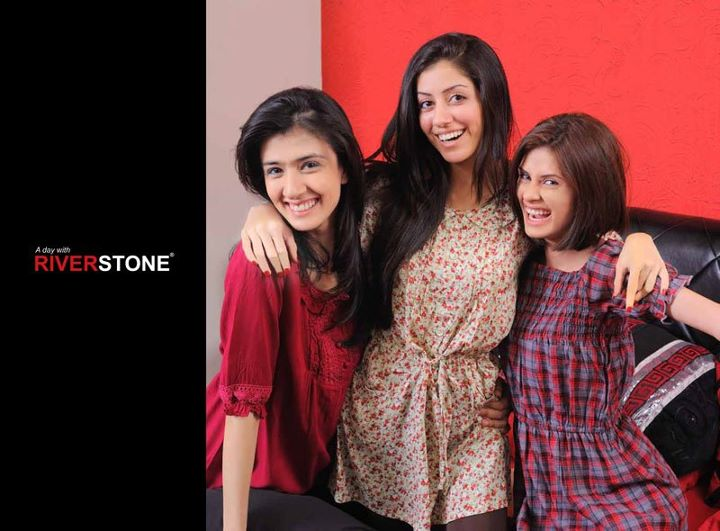 Latest Autum Winter Collection For Men And Women by RiverStone 2011-12