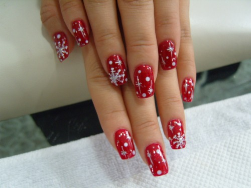 Christmas Nail Art Designs Christmas Nail Art Design Ideas For 2011