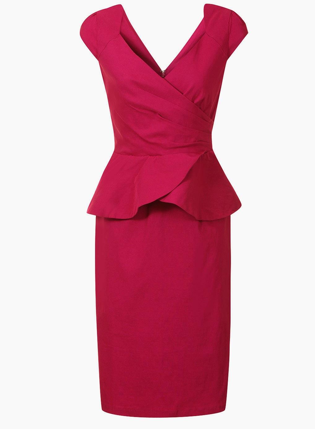 paperdolls pink dress