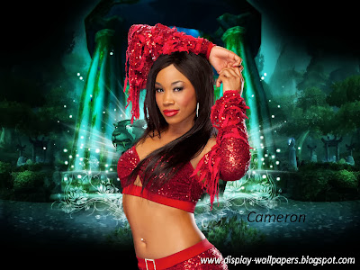 WWE Cameron Lynn Latest Wallpapers