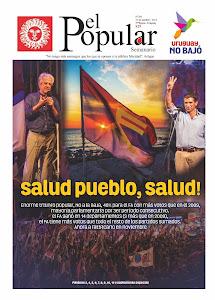 El Popular Nº 291 31/10/2014.