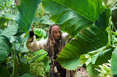 Pirates of the Caribbean: On Stranger Tides shooting photos
