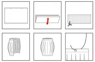 Como fazer lanternas de papel para Festa junina
