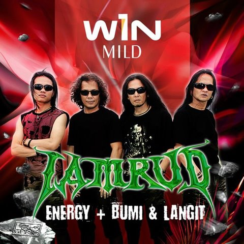 New Jamrud cover Band
