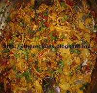 cunchy noodle bhel
