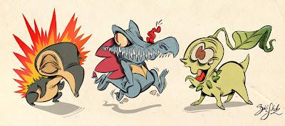 2nd generation pokemon