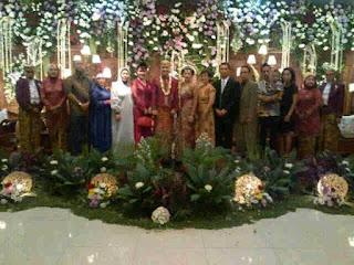 serah terima pengantin pria penyambutan kedatangan rombongan pengantin