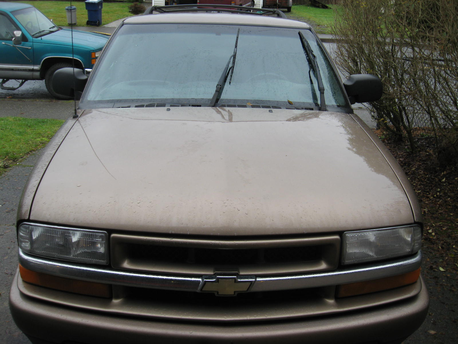 Home n Auto   2002 Chevrolet Blazer Stumbling and Dying   Fuel