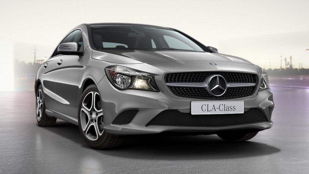 lanzamiento mercedes benz cla 180 urban autoblog uruguay. Black Bedroom Furniture Sets. Home Design Ideas