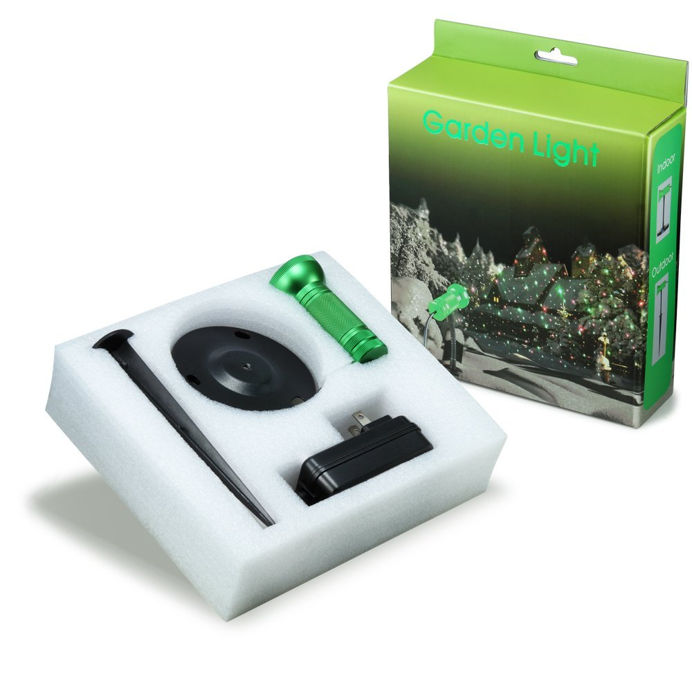 Not Just Another Southern Gal: Green Light Landscape Projector Laser ...