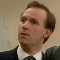 What is the meaning of the poem 'The Last Word' by Peter Davison?