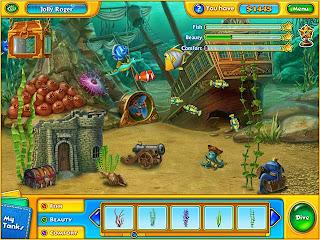 Game Fishdom H2O