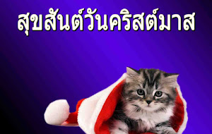 Happy New Year 2017: Merry Christmas in Thai