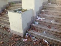 Incivili a Spinetta Marengo, degrado e vandalismo, servono interventi urgenti