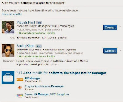 LinkedIn Profile Tips and Tricks-- trickyengineers.blogspot.in
