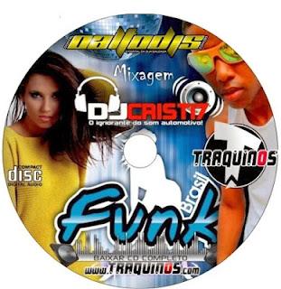 CD Funk Brasil - DJ CRISTI7