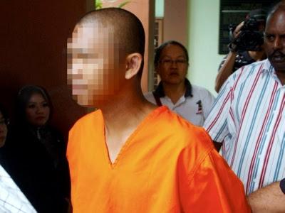 kes bunuh di Taiping