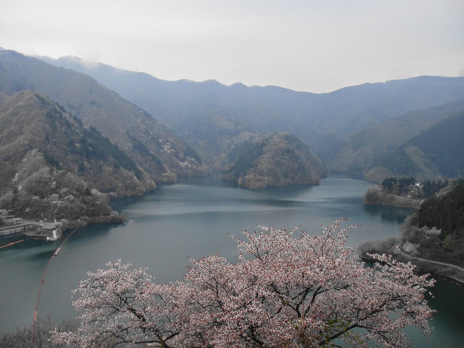 Huge water source for Tokyo