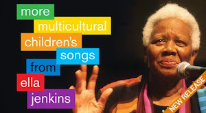 WIN Ella Jenkins' More Multicultural Children's Songs Via Smithsonian Folkways (2 winners)
