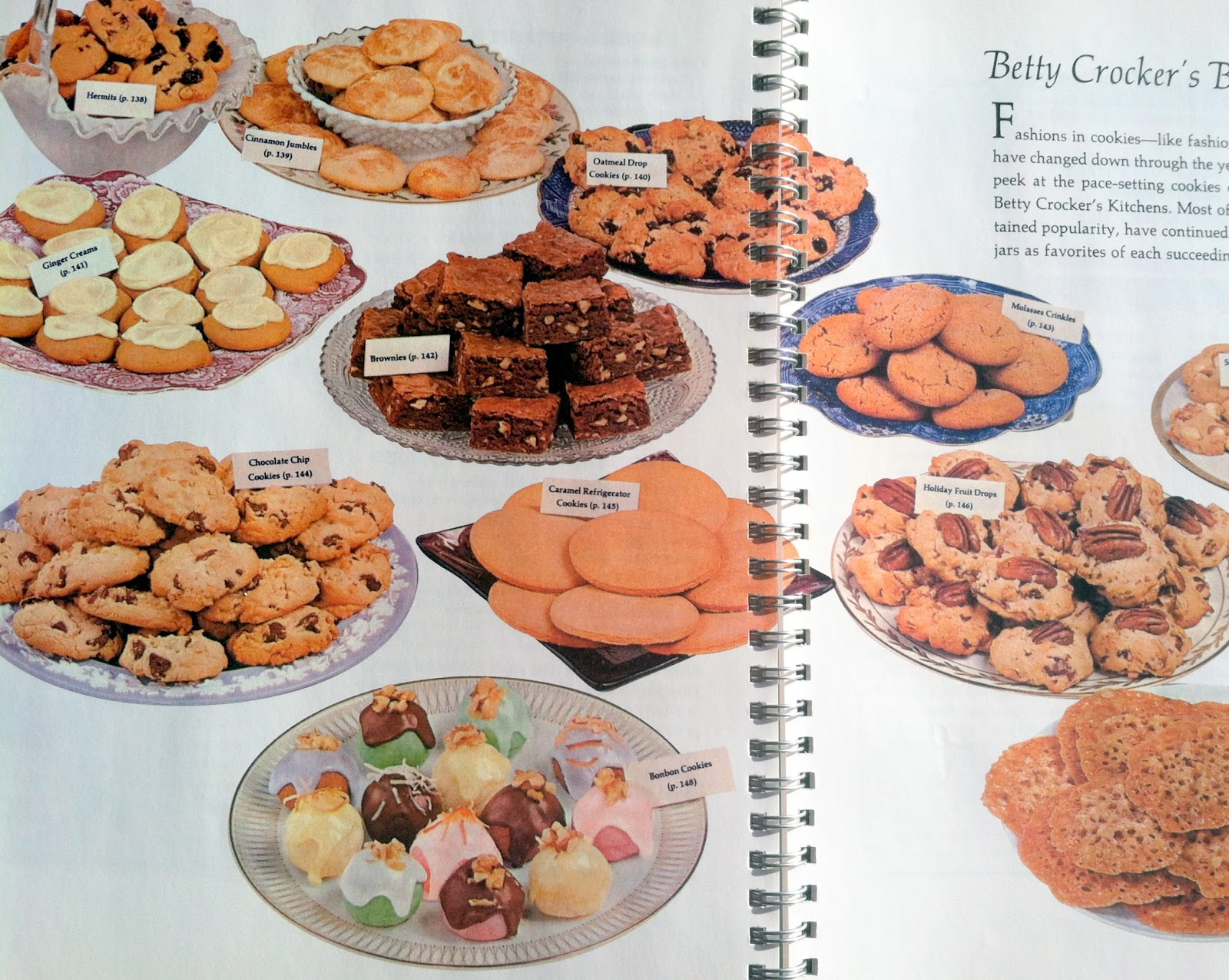 Omnivora: Betty Crocker's Cooky Book