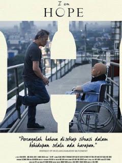 Percayalah bahwa di setiap situai dalamkehidupan selalu ada harapan. #IAmHopeTheMovie