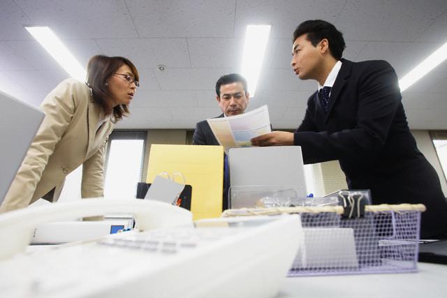 La mujer japonesa tiene pocas oportunidades