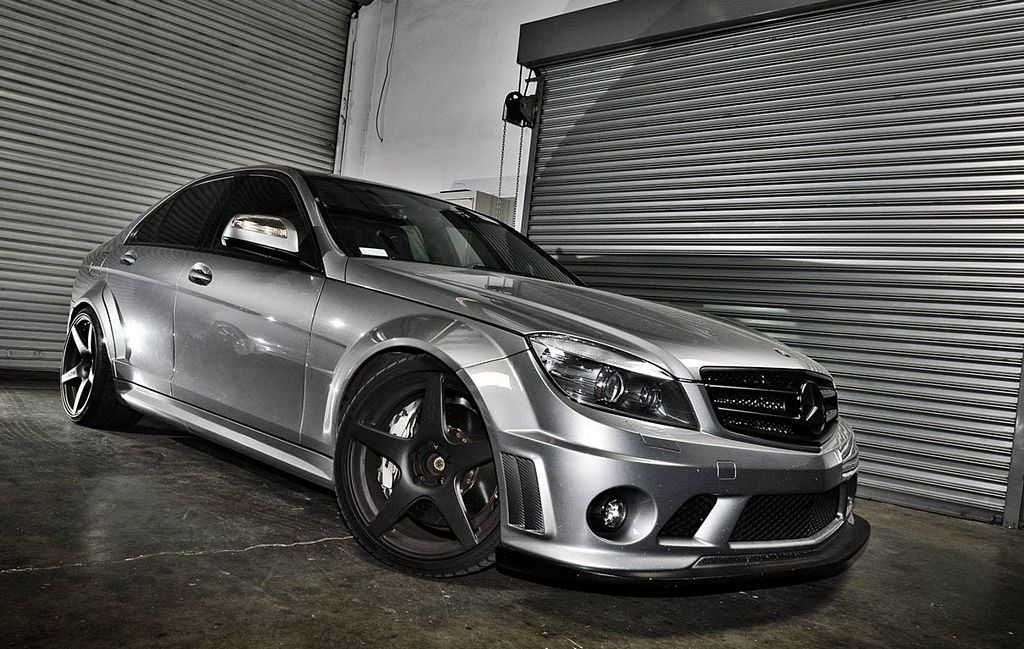 2011 mercedes benz c63 amg powered by tecnocraft w204 for C63 mercedes benz amg